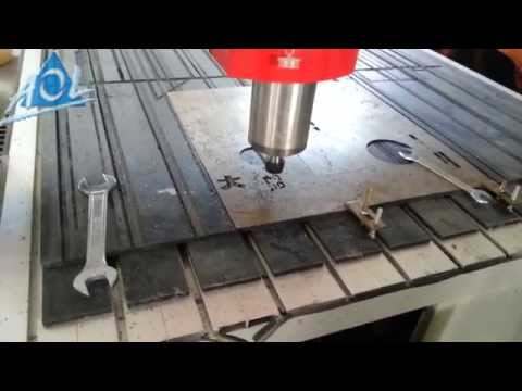 CNC Router cutting metal machine for sale,cnc router cutting aluminum-AOL CNC Equipment