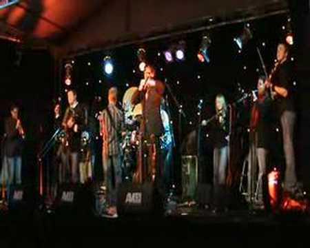 Bellowhead/London Town@Shepley Spring Festival 2008
