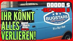 Unbekannter GTA Glitch/ Bug ! - GTA 5 ONLINE Deutsch