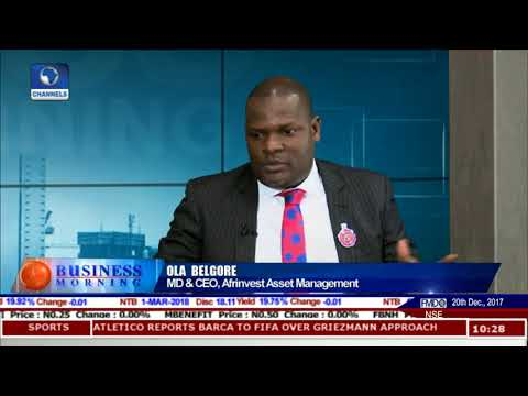 Analysing Nigeria's Mutual Funds In 2018 Pt.2 |Business Morning|