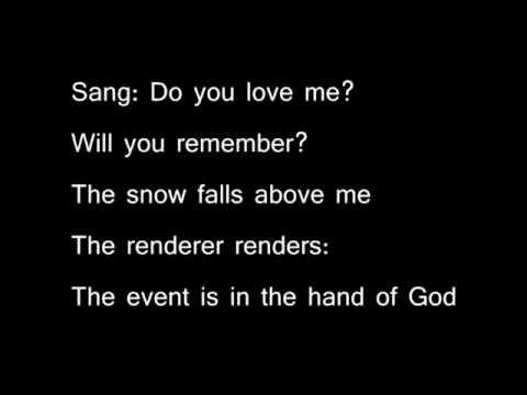 Joanna Newsom Sapokanikan Lyrics