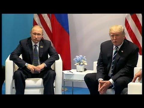 Democratas processam campanha de Trump, Rússia e Wikileaks