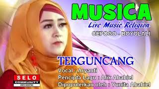 Terguncang // Voc. Aryanti // MUSICA live music // Cepogo Boyolali // live Sanggar Tarubatang Selo