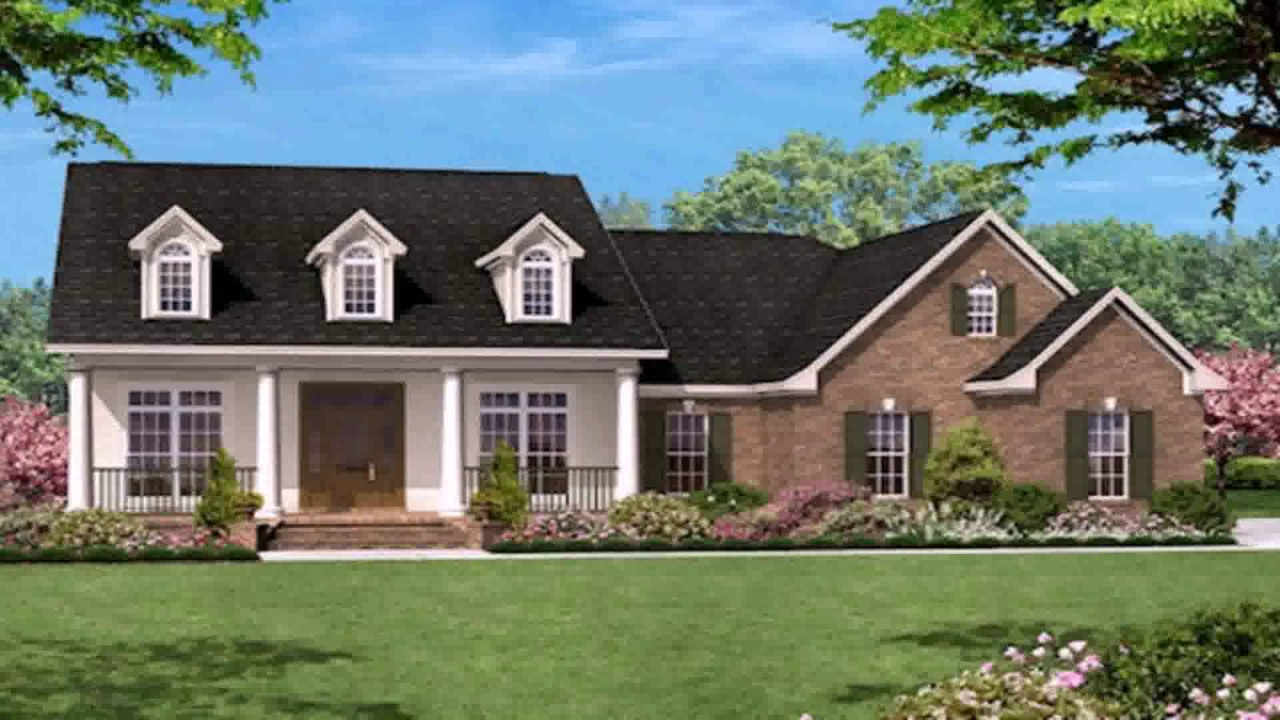 Craftsman style house plans under 1500 sq ft youtube for 1500 sq ft craftsman house plans