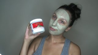 Demo Review: Aztec Secret Indian Healing Clay Mask