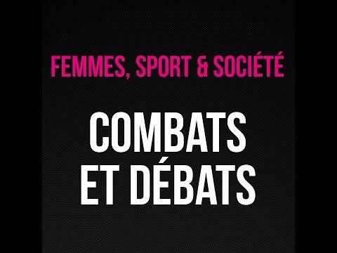 COMBATS & DÉBATS : Teaser Les 100 histoires de Légende du Sport au Féminin