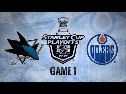 Karlsson's OT winner propels Sharks to Game 1 victory