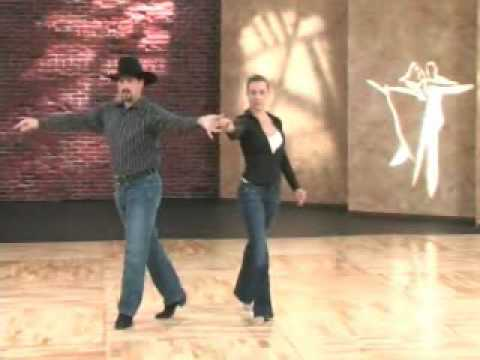 Country Western 2-Step lesson (SL-150) Intermediate to ...