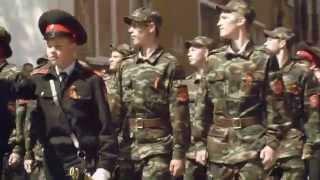 БАС ТВ 70 лет Великой Победы на заводе Янтарь