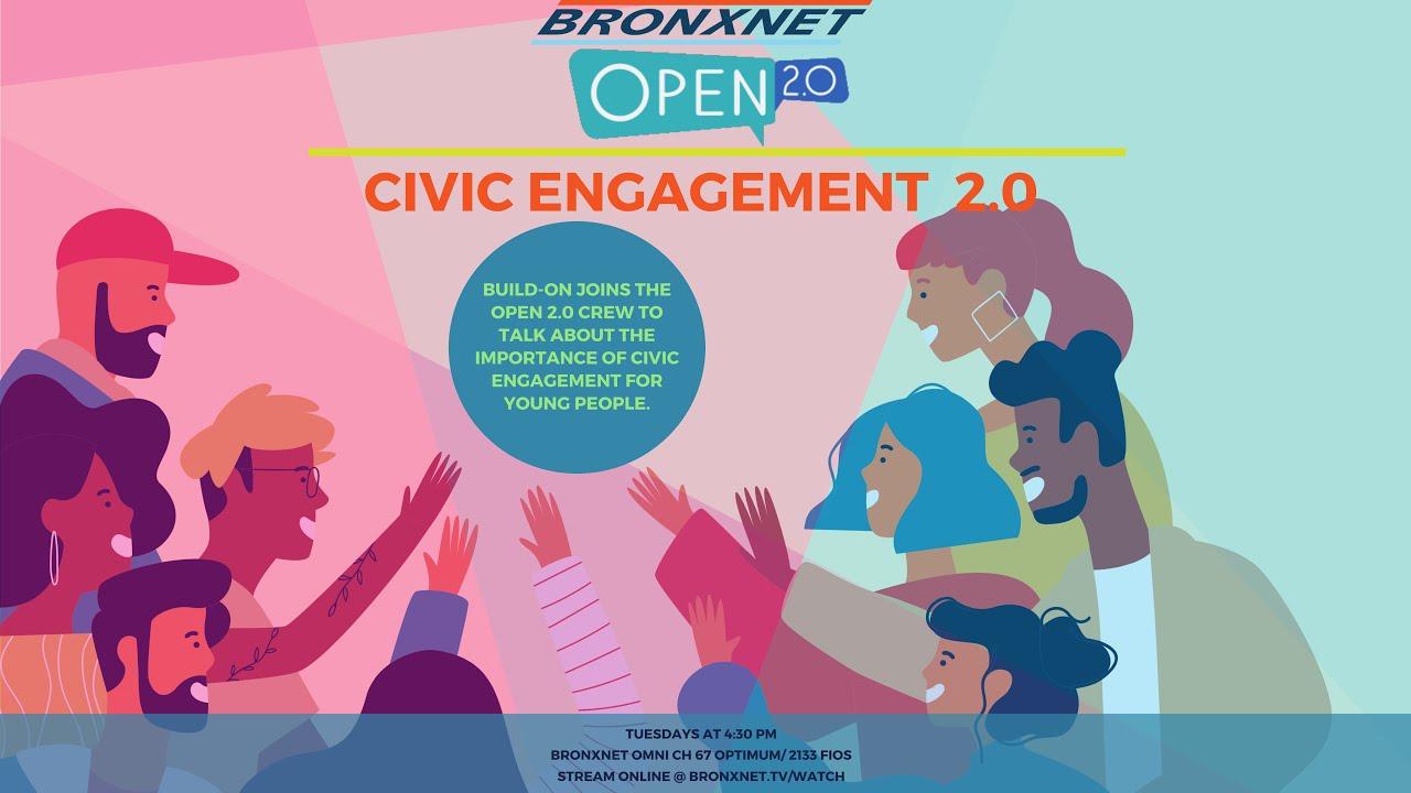 CIVIC ENGAGEMENT 2.0 | OPEN 2.0