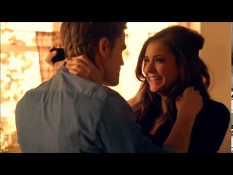 Stefan and Elena - Silence