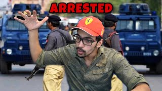 WHEN I GOT ARRESTED (100% Real)