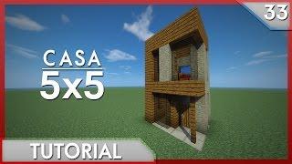 minecraft 5x5 casa survival