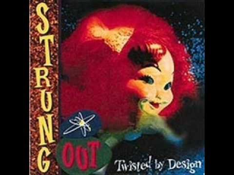 Strung Out - Match Book