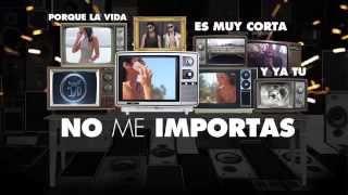 Kent & Tony - No Me Llames Mas (Lyric Video)