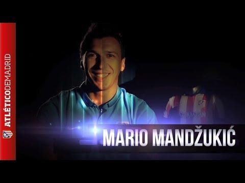 Bienvenido,  Mandžukić! |Welcome Mandžukić!