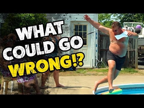 WHAT COULD GO WRONG!? #10   Funny Weekly Videos   TBF 2019