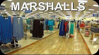 Compras na  Marshalls com preço. Parte 1