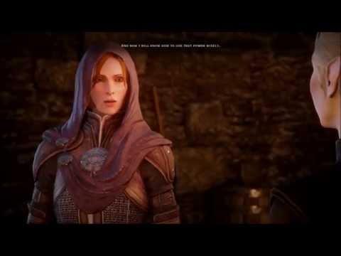 Unhardening Leliana - Dragon Age Inquisition