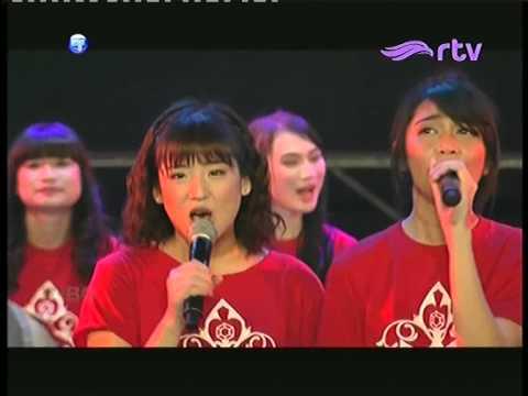 Konser JKT48 [Ada Banyak Rasa, Pilih Rasa Suka Apa] Shonichi + First Rabbit Accostic.Full