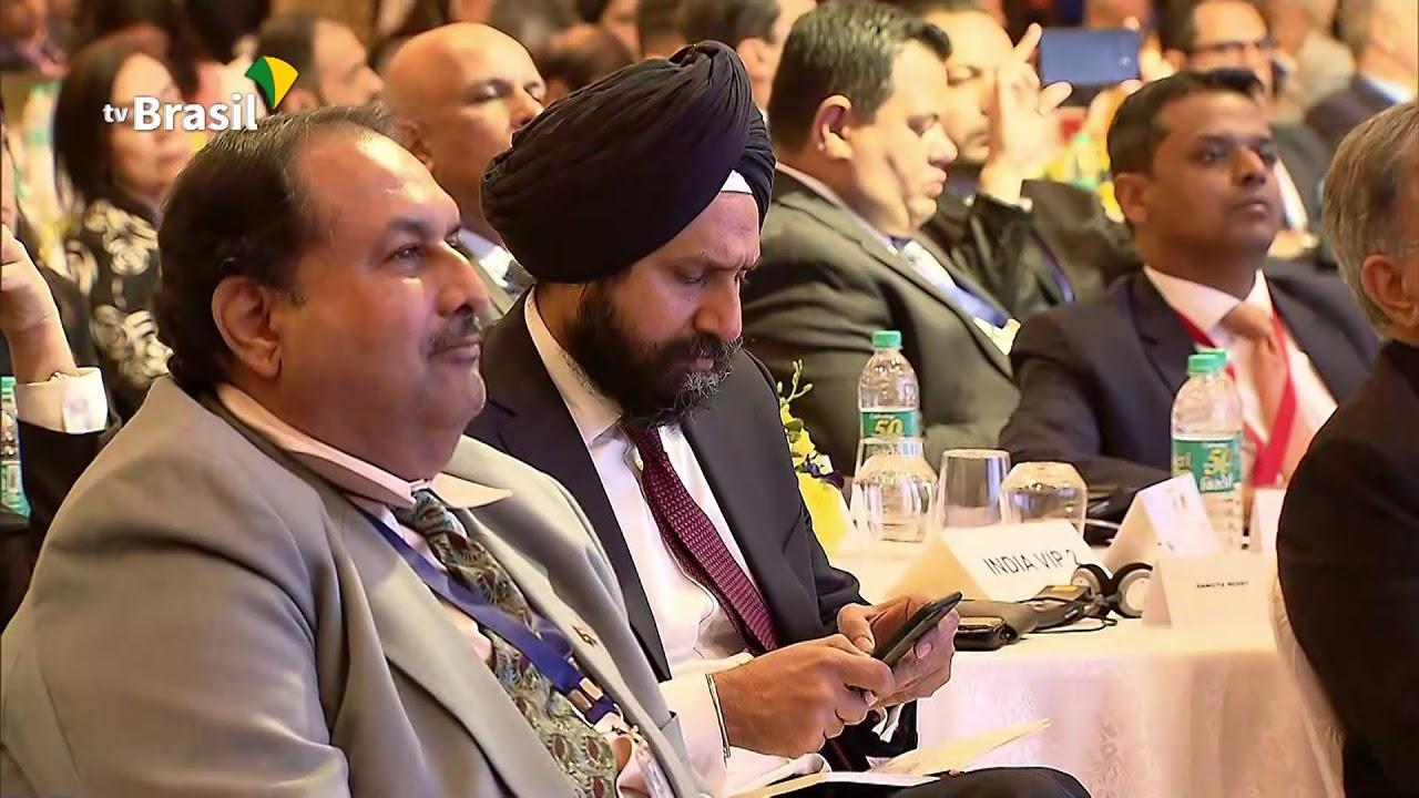 Encontro com empresários indianos mostra Brasil como destino favorável a investimentos
