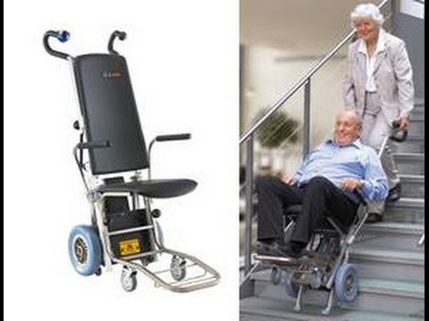 C Max Powered Stairclimber Evacuation Access Fire