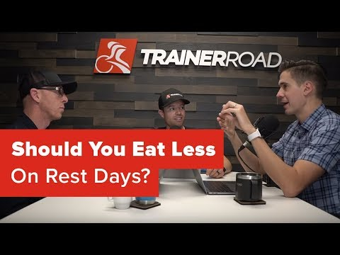 Should You Eat Less On Rest Days?
