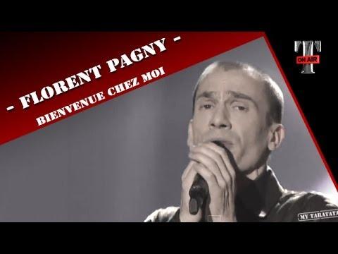 """Florent Pagny """"Bienvenue Chez Moi"""" (Live Taratata Février 1996)"""
