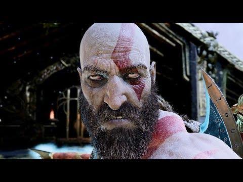 God Of War (PS4 Pro) - Modo Foto / Photo Mode - Todas As Opções - Legendado PT-BR