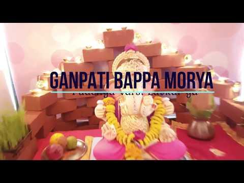 Gajanana Dance Cover | Amol  Kale | Sampada Barhanpurkar
