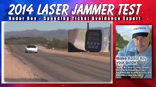 Laser Jammer Test and Review 2014