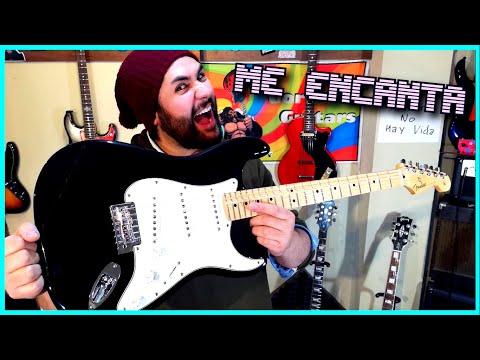¿Qué tan buena puede ser una Fender Player Stratocaster?