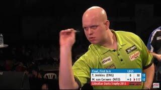 2015 Gibraltar Darts Trophy Final | Michael van Gerwen v Terry Jenkins (HD)