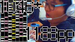 [J/Live] 10.46* WITH ZERO LONGNOTES?? | Kobaryo - Glitched Character (Mapped by Future Kimi)