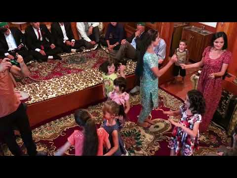 Ismaili wedding in Tajikistan