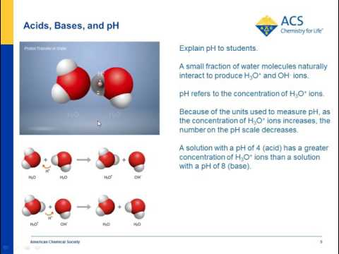 pH and Color Change | Chapter 6: Chemical Change | Middle School
