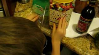 Kitchen Of Chaos 42: Easy Oyster Stew With Jellybeans!!
