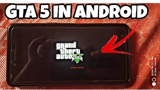 ||GTA 5 IN ANDROID||Apk+Data||Highly Compressed||100%Real||Must Watch||