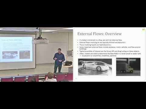Lecture 31  External Flows, Part 1 Video and Slides Enhanced Quality