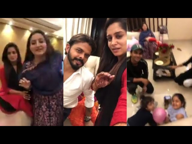 Sreesanth and Dipika Kakar Live on Instagram With Shoib After Bigg Boss 12