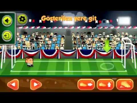 İlk video`m online kafa topu (ay bizim yıldız bizim)