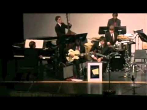 Medfield HS Jazz Winterfest 2010 - Gunslinging Bird.wmv