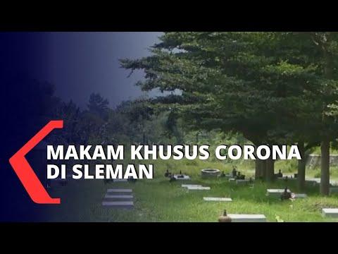 Pemkab Sleman Siapkan 7 Hektar Lahan Untuk Pemakaman Khusus Corona