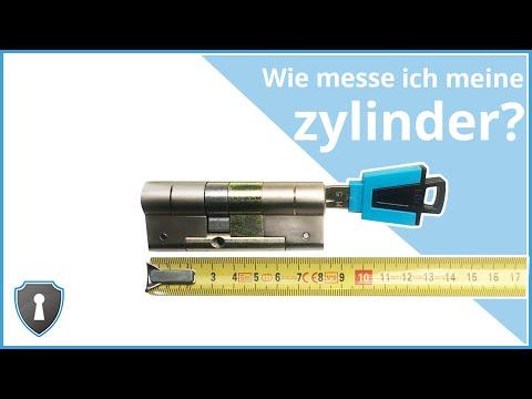 Wie Messe Ich Meinen Zylinder? | Sicherheits-Schloss.de