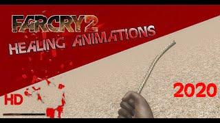 Far Cry 2: Healing Animations 2018 (HD)