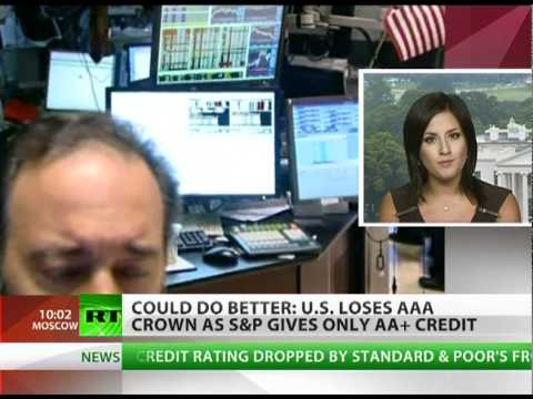 AAA-rmageddon: S&P downgrade knocks off US credit crown