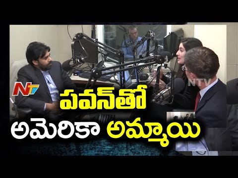 Pawan Kalyan Interview with The Daily Signal Website | Pawan Kalyan US Tour | NTV