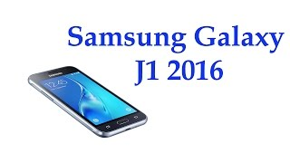 Samsung Galaxy J1 (2016 года)