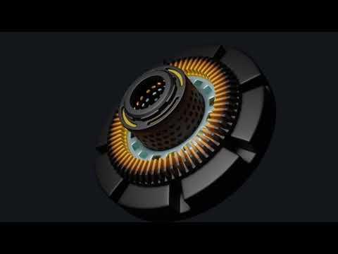 """Анимация механизма в Blender по урокам с канала """"Blender 3D - уроки"""""""