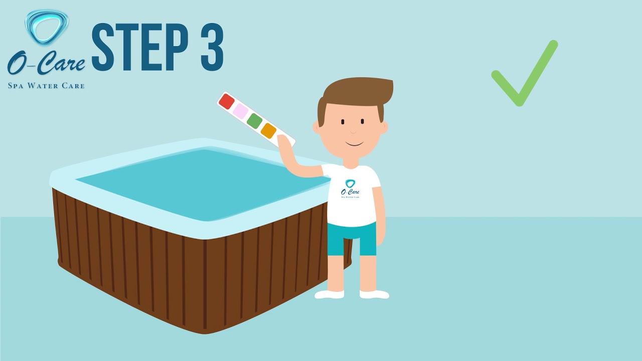 How To Use O Care 3 Steps Youtube